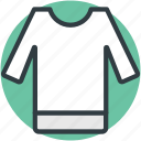 clothes, garment, shirt, sports wear, tee icon