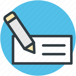 finance, invoice, payment receipt, pen, receipt icon