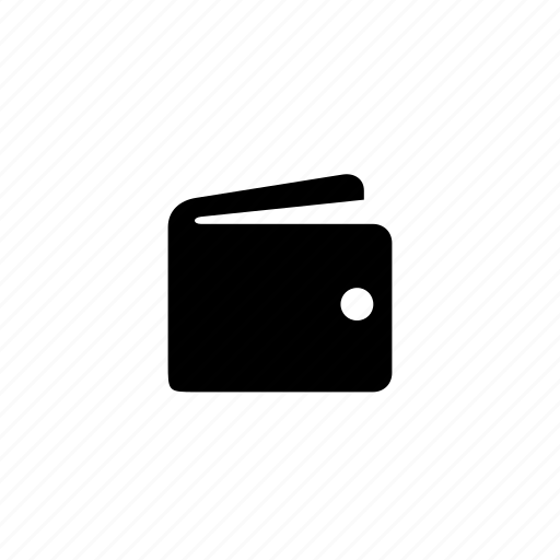 blank, commerce, wallet icon
