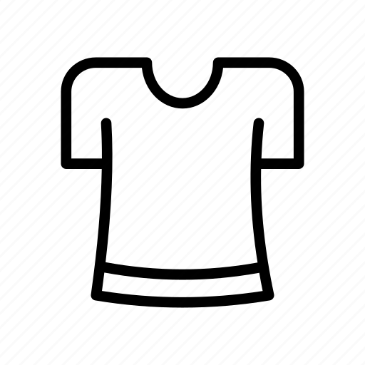 cloth, dress, shirt, shopping, wear icon