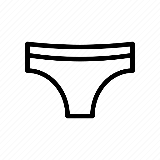 cloth, fashion, style, underwear, wear icon