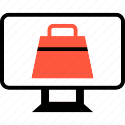 bag, ecommerce, goods, online, shop, shopping icon