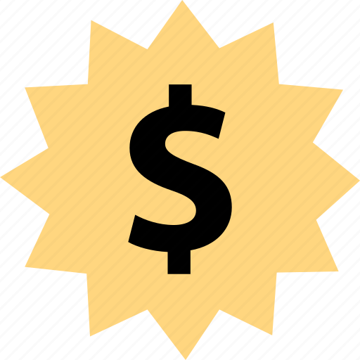 dollar, ecommerce, online, shop, shopping, sign, tag icon