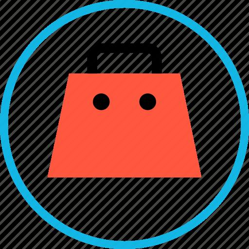 bag, ecommerce, goods, item, online, shop, shopping icon