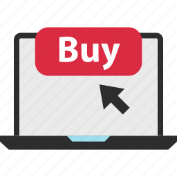 arrow, buy, ecommerce, now, shop, shopping icon