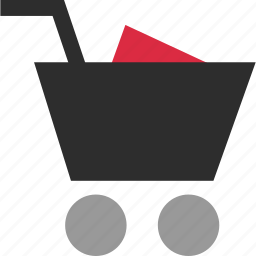 cart, checkout, ecommerce, goods, shop, shopping icon