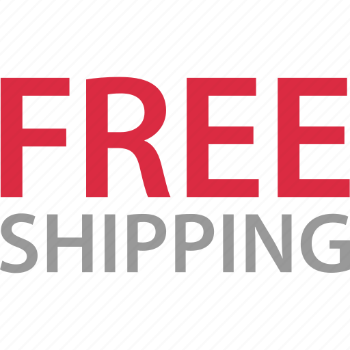 ecommerce, free, goods, shipping, shop, shopping icon