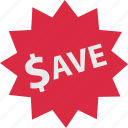 ecommerce, sale, save, savings, shop, shopping, tag icon