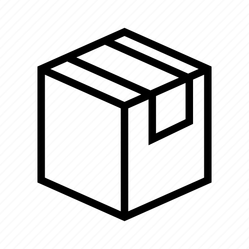 box, e-commerce, package, shipping, shopping icon