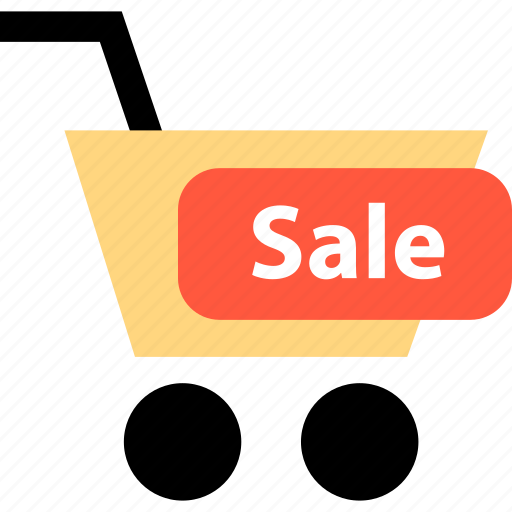 cart, ecommerce, event, online, sale, shop, shopping icon