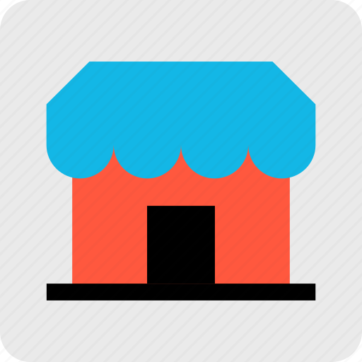 ecommerce, font, online, shop, shopping, store icon