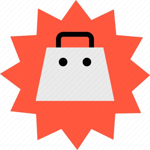 bag, ecommerce, online, price, shop, shopping, tag icon