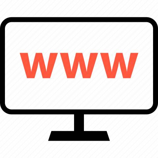 click, ecommerce, online, shop, shopping, web, www icon