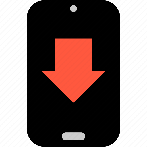 arrow, down, download, ecommerce, point, shop, shopping icon