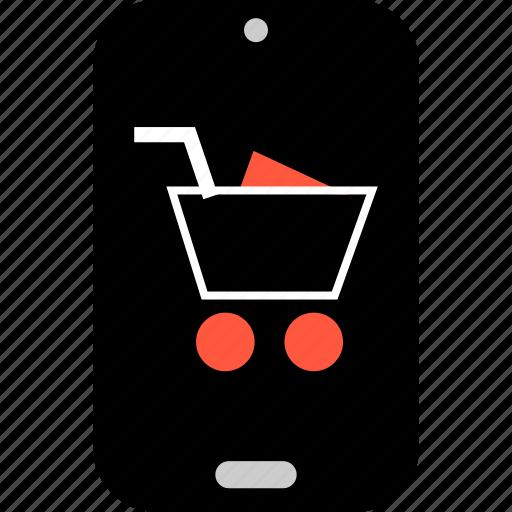 cart, checkout, internet, online, safe, shopping, web icon