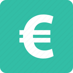 currency, euro, money, online, pay, sign icon