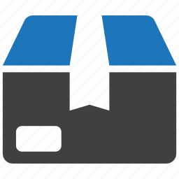 box, cargo, container, package, product icon