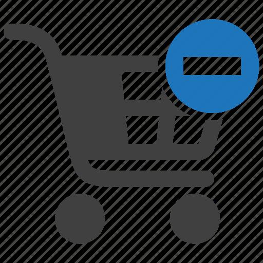 cart, delete, remove, shop, shopping, shopping cart icon