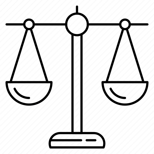 Court, measure, scale icon - Download on Iconfinder