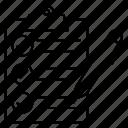 checklist, clipboard, document, ticks