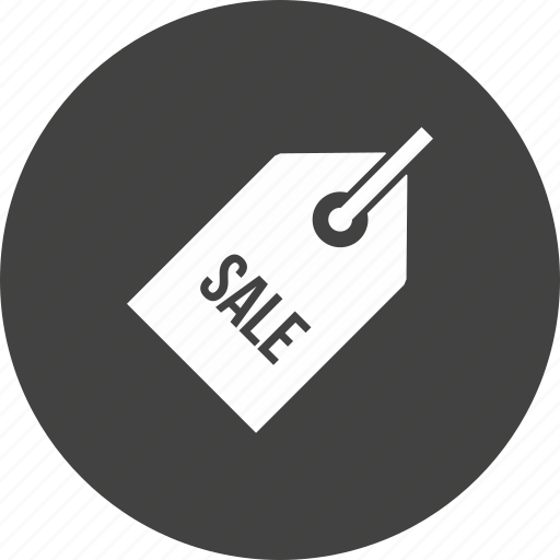 deal, discount, package, sale, tag icon