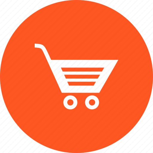 cart, crawler, shopping, trolley icon