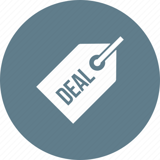 deals, discount, package, sale icon