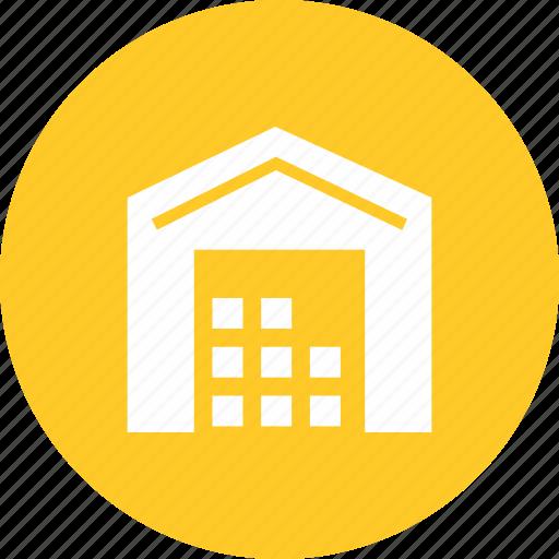 building, mart, shop, store icon