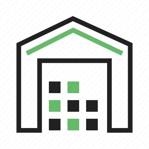 building, department, office, shopping, store icon