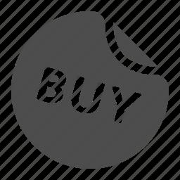 buy, shopping, sticker icon