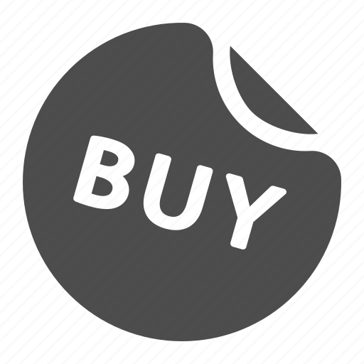 buy, shopping, sticker icon