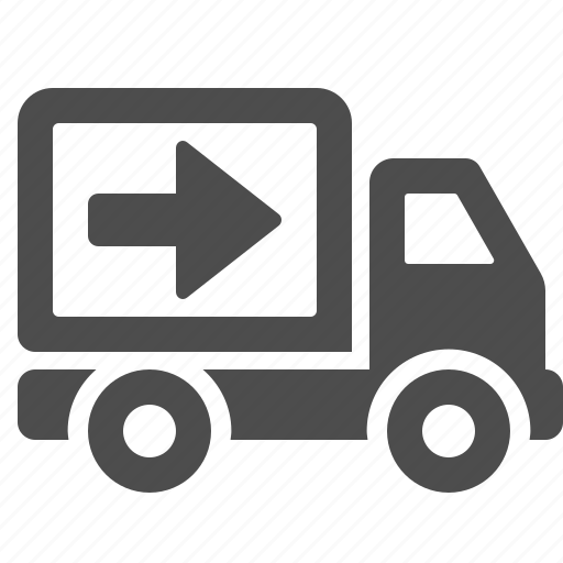 delivery, fast, shipping, transport, transportation, truck icon