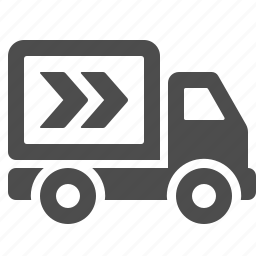 delivery, quick, transportation, truck icon