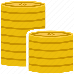 coin, earning, money, wallet icon