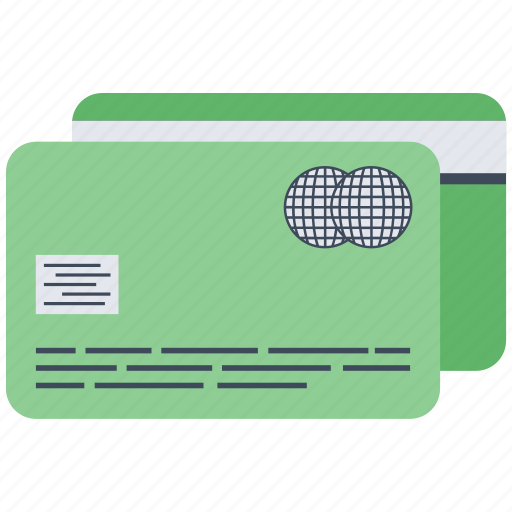 credit card, mastercard, payment icon