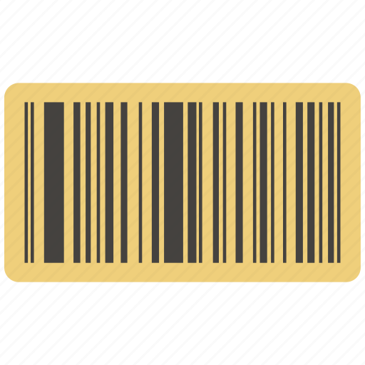 barcode, scan, scanner, tag icon