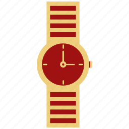 clock, time, watch, wristwatch icon