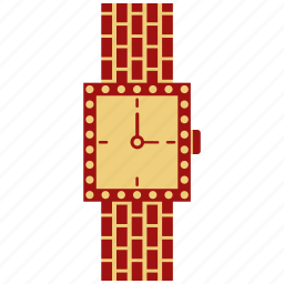 clock, time, watch, wristwatch icon