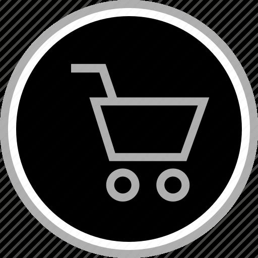 add, cart, go, next icon