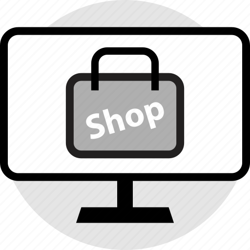 amazon, internet, shopping icon