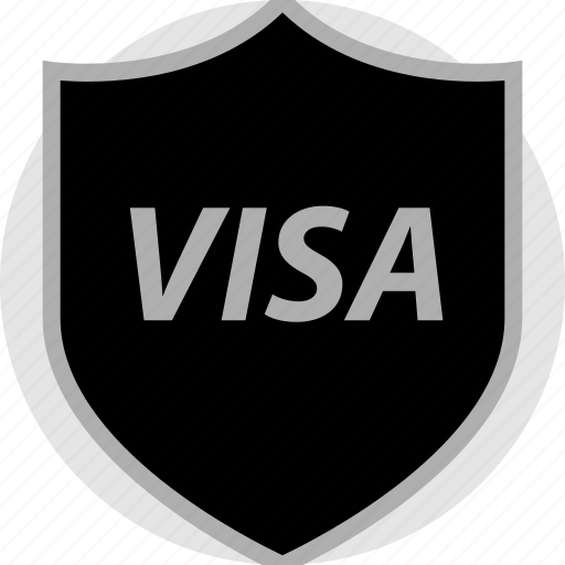 funds, pay, shield, visa icon