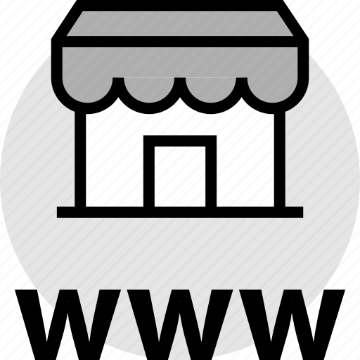 blackfriday, store, www icon