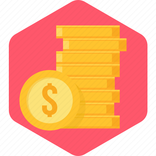 bank, earnings, finance, financial, money, payment, savings icon