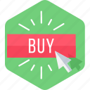 buy, click, ecommerce, online, purchase, shop, web icon