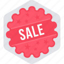 label, offer, sale, sale offer, sign, sticker icon