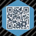 barcode, code, coding, language, qr icon