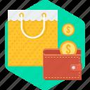 cashback, saving, savings, wallet, cash, purse, shopping