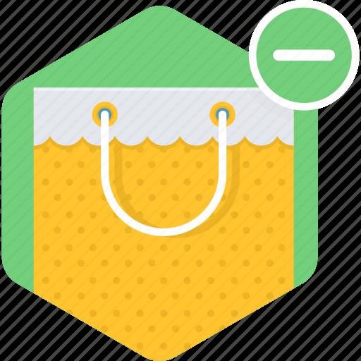 bag, buy, cancel, cart, shop, shopping, store icon