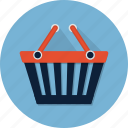 basket, buy, cart, ecommerce, retail, sale, shop icon