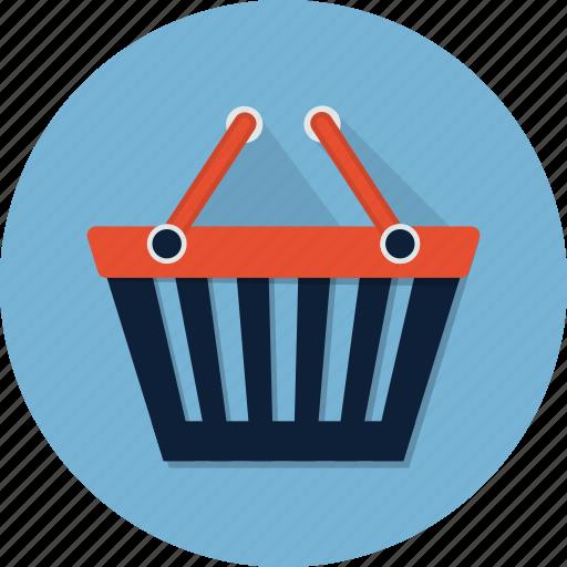 basket, buy, cart, ecommerce, retail, sale, shop icon